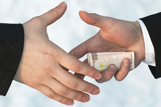 Bribery in Thailand